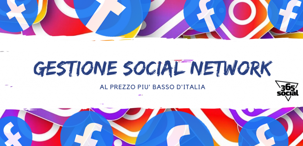 Social Media Manager Prezzi Alberone